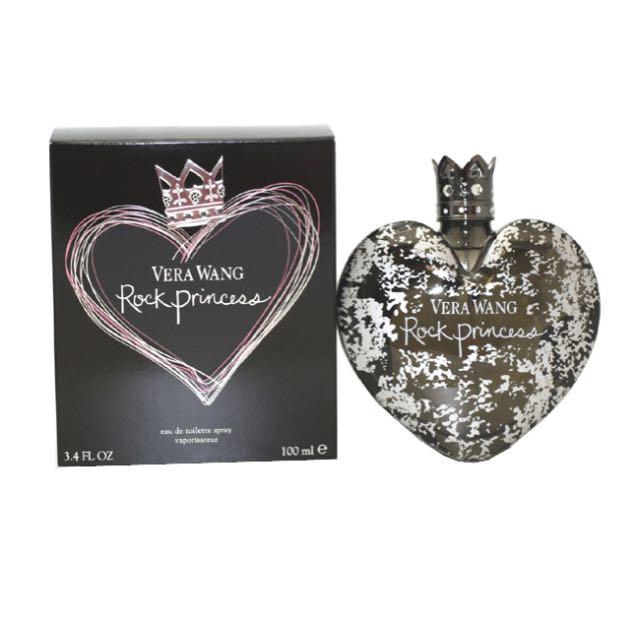 NEW Vera Wang Rock Princess Perfume
