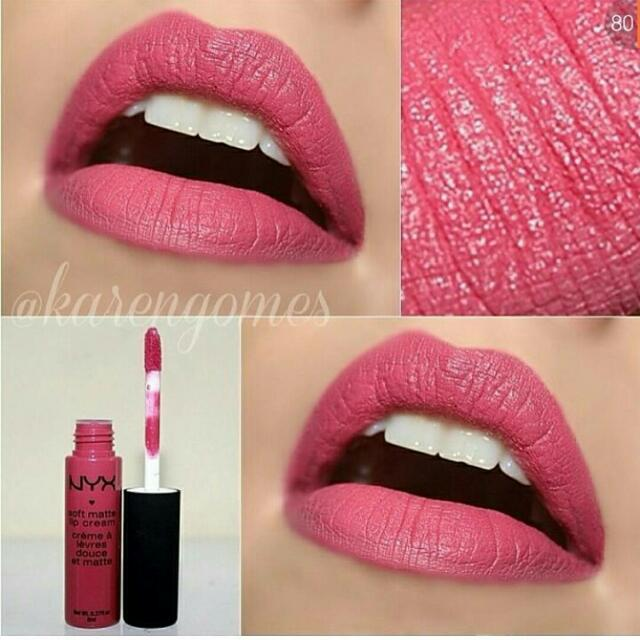 nyx soft lipcream