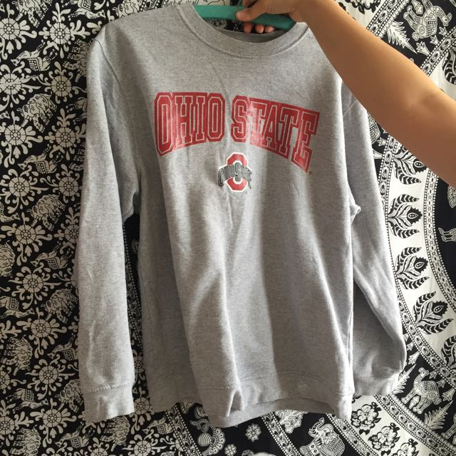 Ohio State Sweater / Crewneck