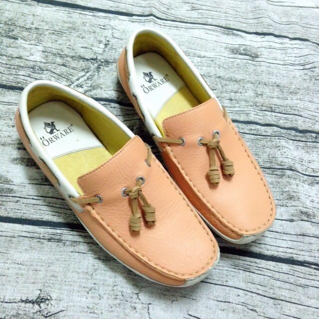 專櫃ORWARE休閒鞋