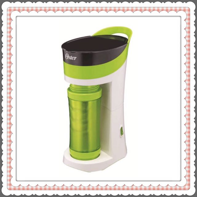 Oster MyBrew BVSTMYB-GN Personal Coffee Maker (Green)