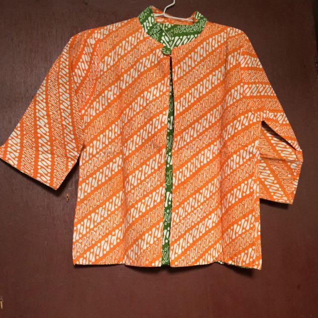 Outer Batik 2 Colors