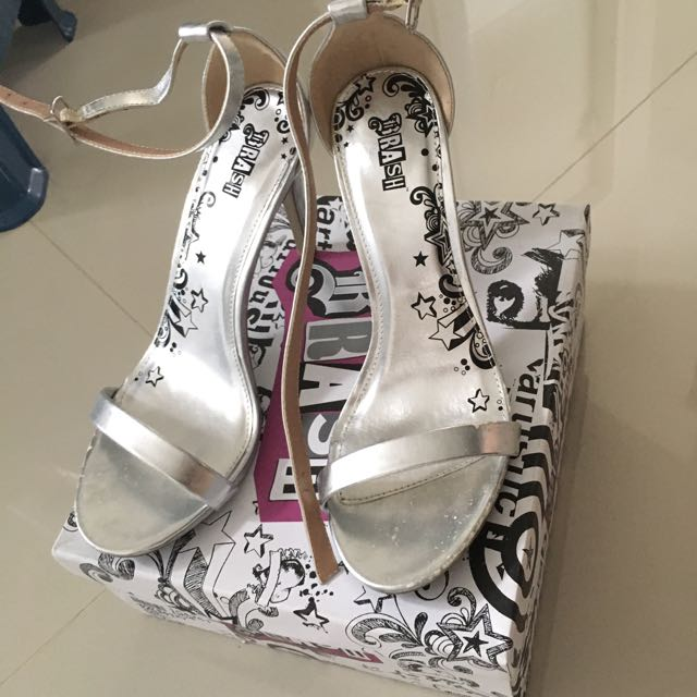 Payless Shoes Silver