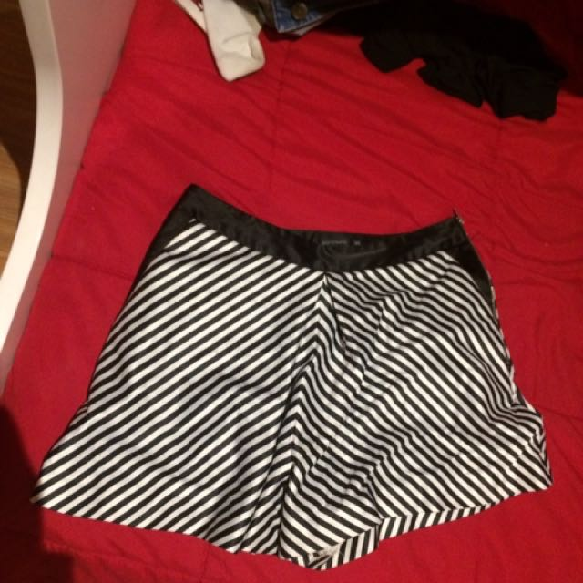 Portmans Striped Shorts