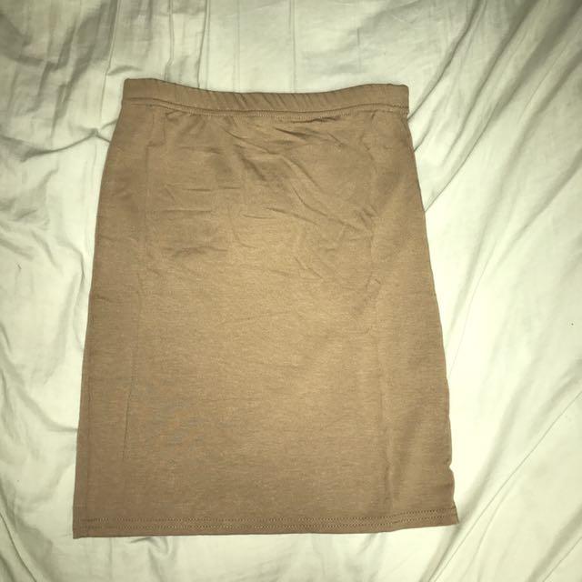 Pretty little things mini skirt