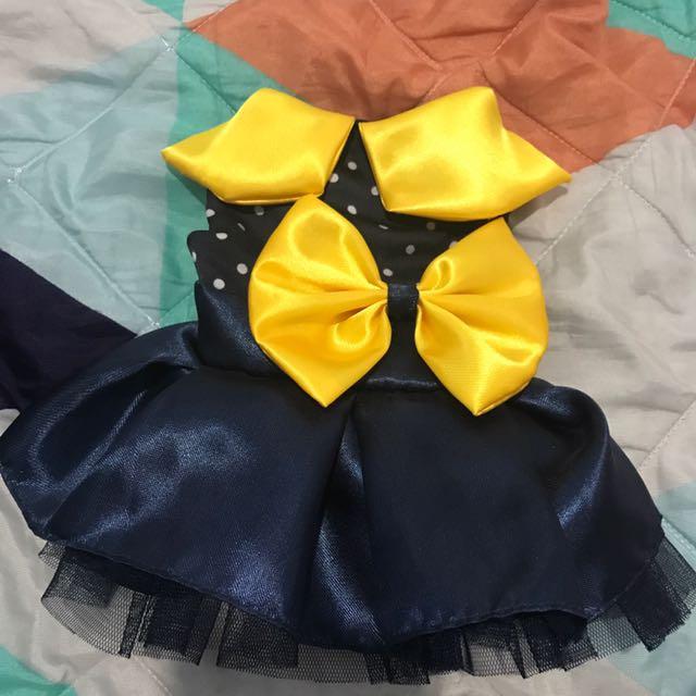 Puppy Dress XS
