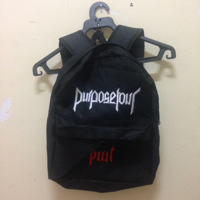 Purpose Tour Canvas Backpack