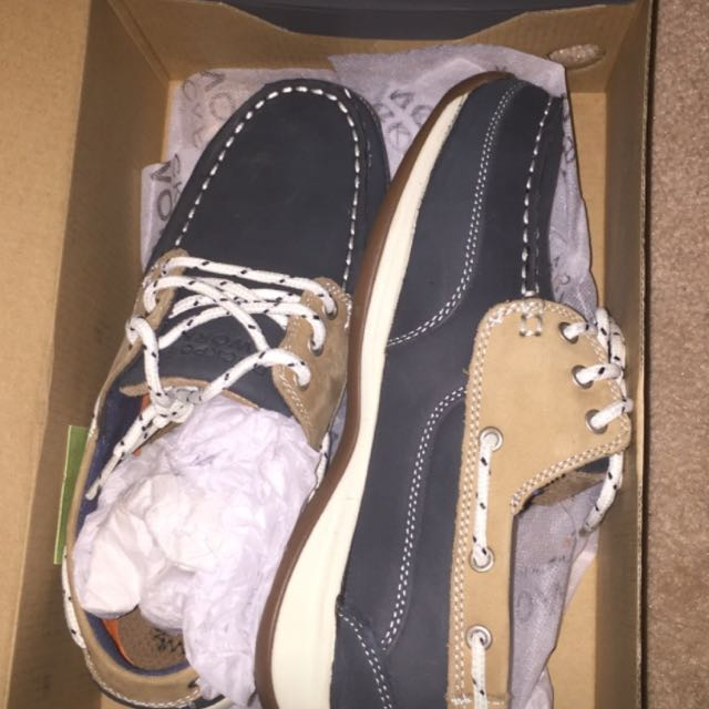 Rockport Safety Shoes