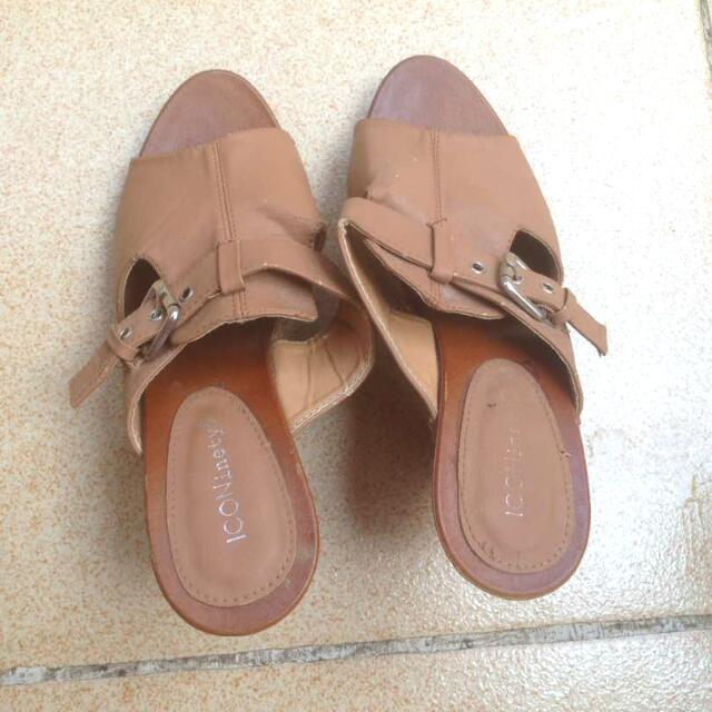 (Reprice) Sendal Heels 5cm