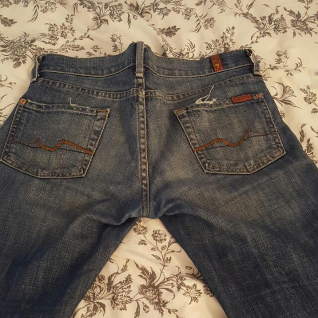 Seven Of Mankind Jeans