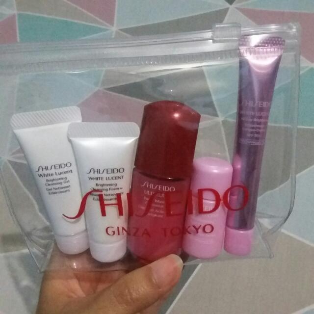 Shiseido Trial Kit
