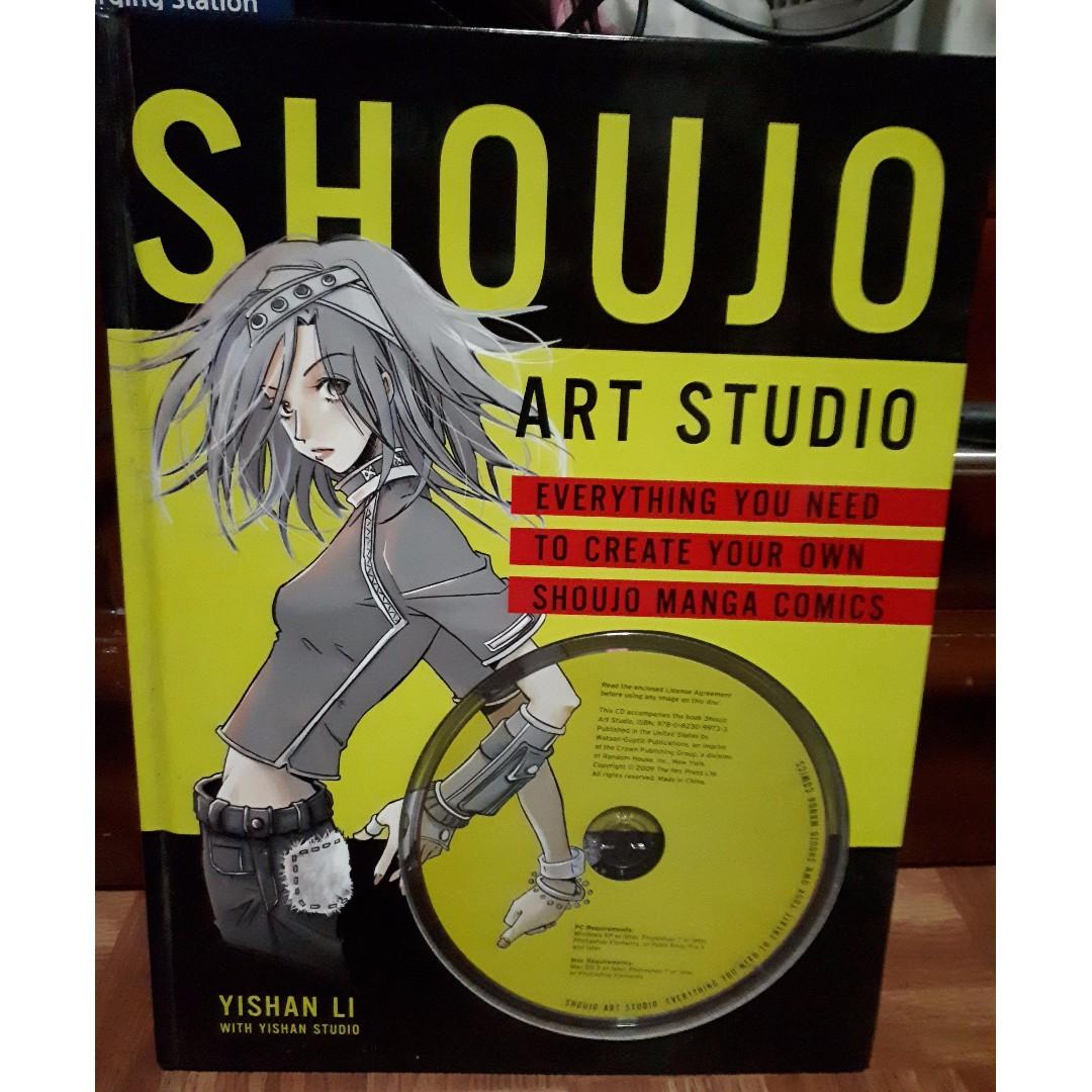 Shoujo Art Studio