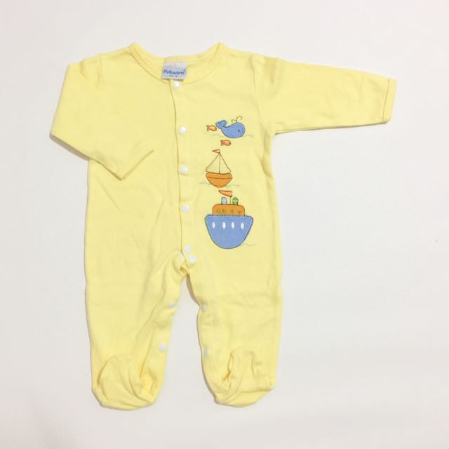 Sleepsuit Baby Newborn NB