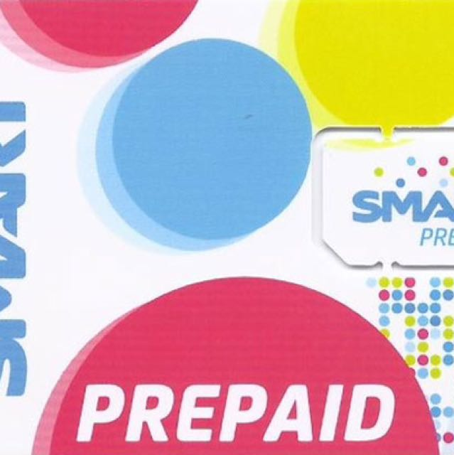 SMART LTE ready sim special number (used)