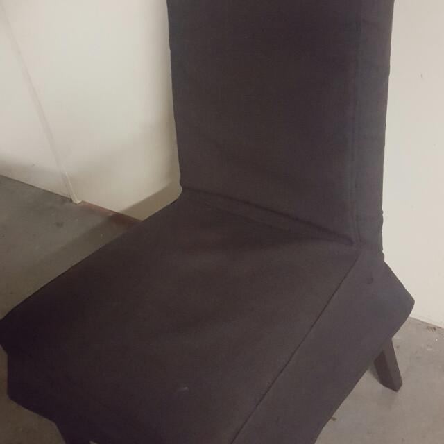 Wooden Chair + Cloth Cover