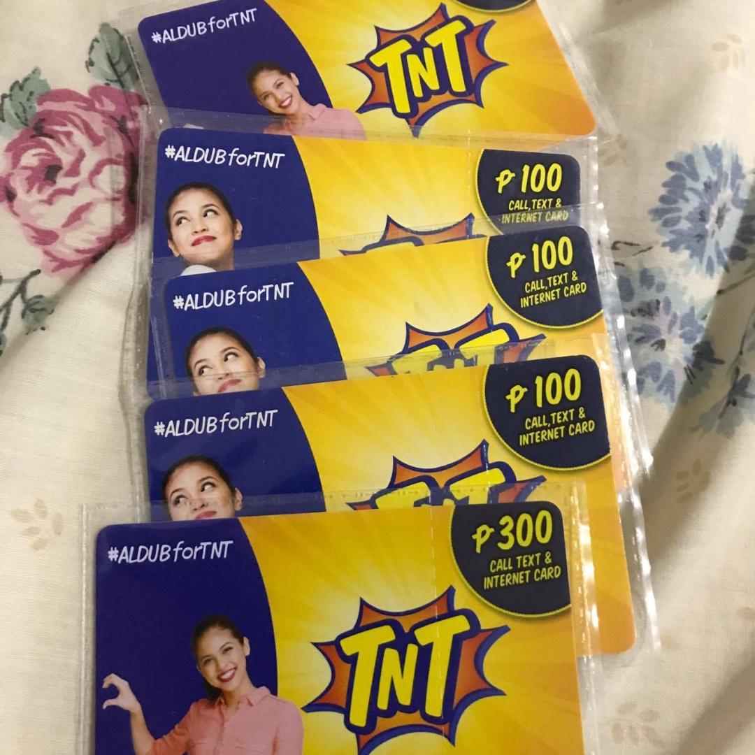 TNT Prepaid Load
