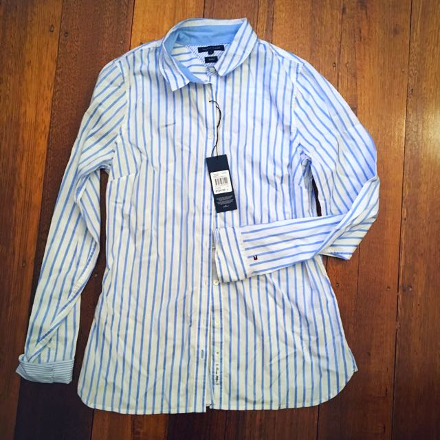 Tommy Hilfiger Women's Stripe Shirt