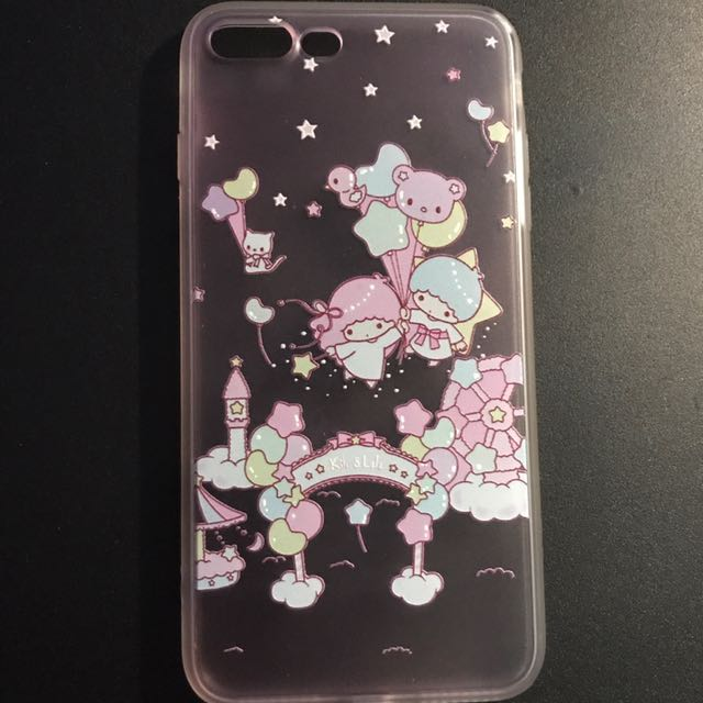 Twin Stars iPhone 7 Plus Case
