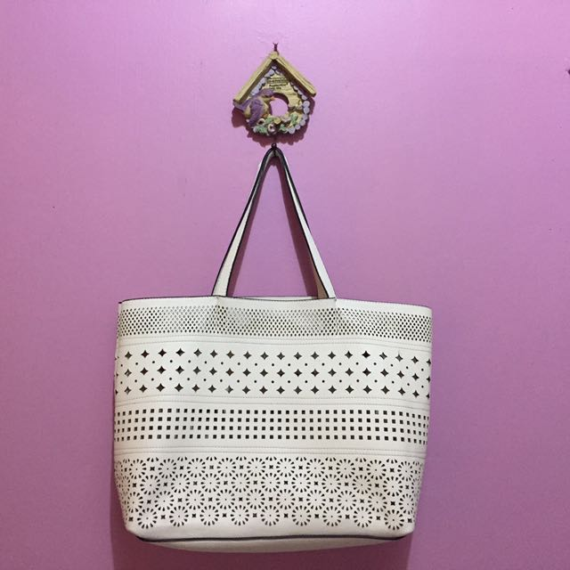 Two-way shopper bag