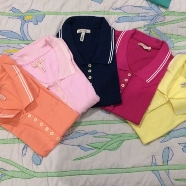 Authentic Old Navy Kids Pique Polo Blouse