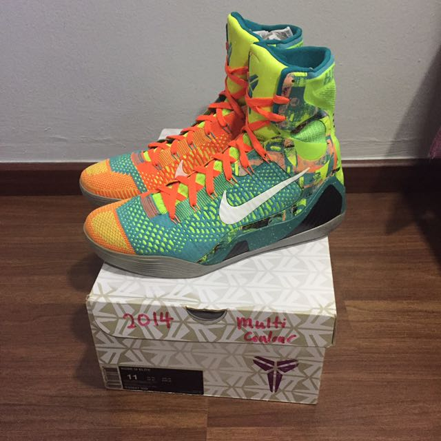 868d5fcd84f4 US11) Nike Kobe 9 Elite