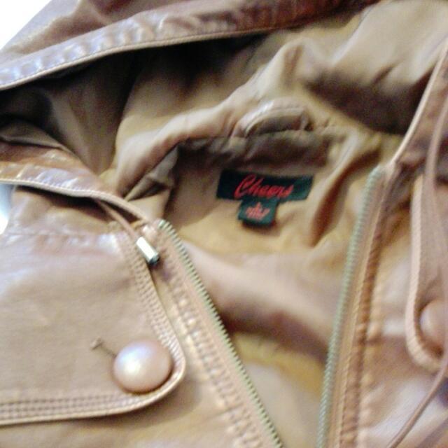 Used Leather Jacket