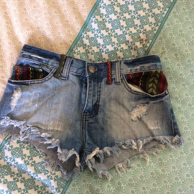 'used' Shorts