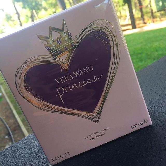 """Vera Wang """"princess"""" Fragrance"""