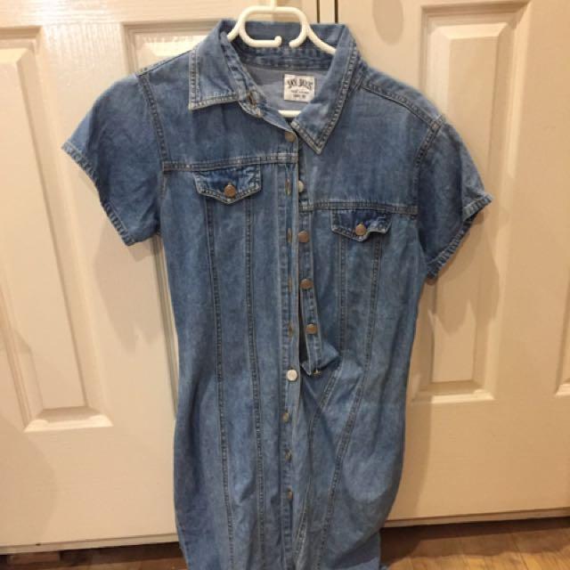 Vintage Jay Jays Denim Dress