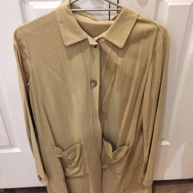 Vintage Style Long Sleeve Top/jacket