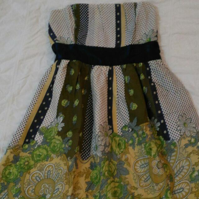 Vintage Tube Dress