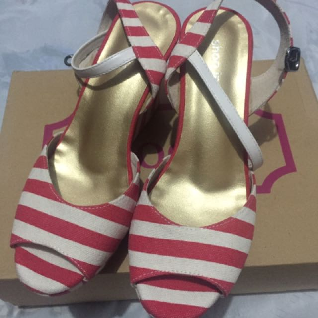 Wedge Sandals (size 7)