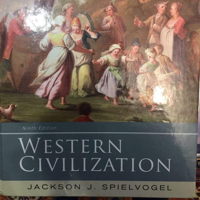 Western Civilization Textbook 10th Edition