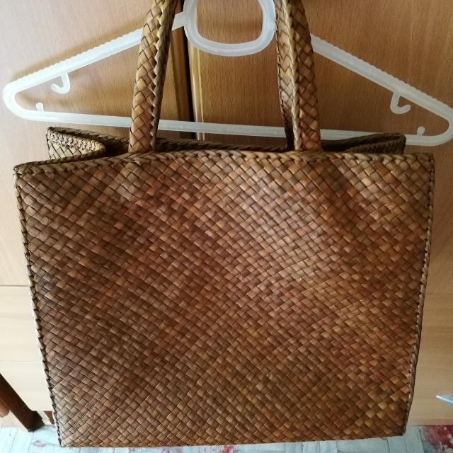 Woven Native Bag
