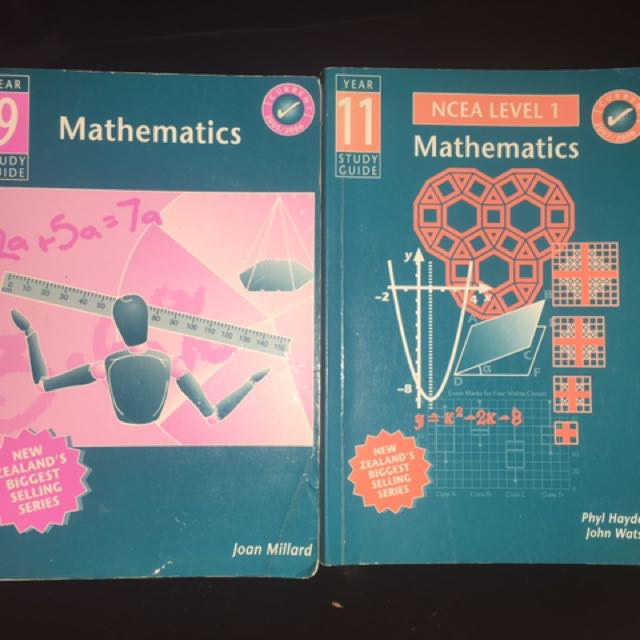 Year 9 And Year Year 11 Text Book