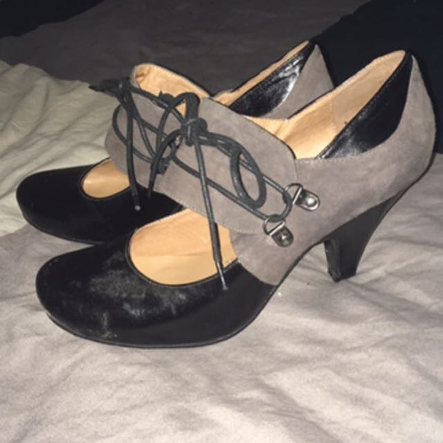 ZOLA Collection heels