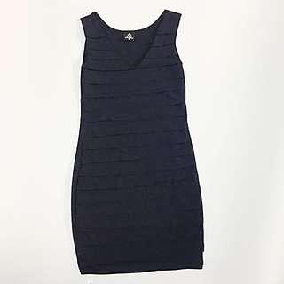 Bodycon Dark Blue  Dress