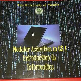 University of Manila text Books