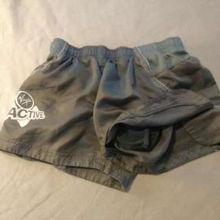 Running Speed Shorts