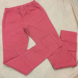 Coral Jeggings