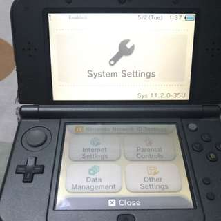 Nintendo 3ds XL (new)
