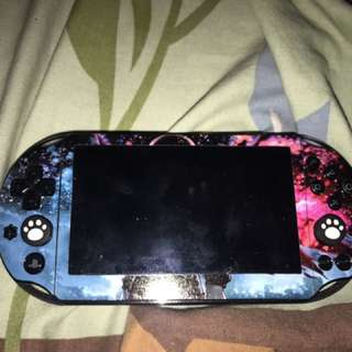 Ps Vita Slim (3.60) Henkaku