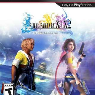 Ffx X2 Ps3 Game