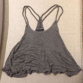 Brandy Melville Cropped Tank Top