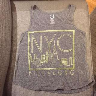 Billabong NYC Graphic Tshirt