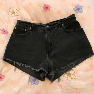 Levi's Denim Shorts (M)