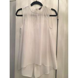 Vince Camuto - White blouse - Size S