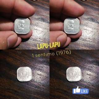 Old Coin LapuLapu (1976 )