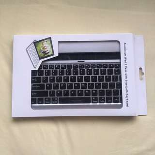 ipad 2 case and keyboard