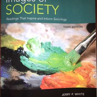 Images Of Society: Third Edition
